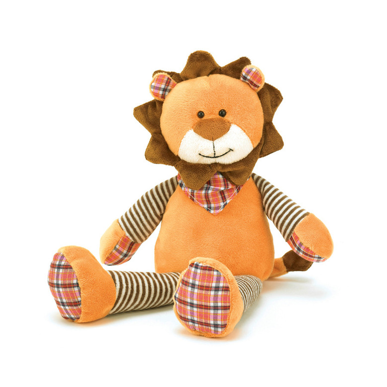 Happy Patches Lion Soft Toy