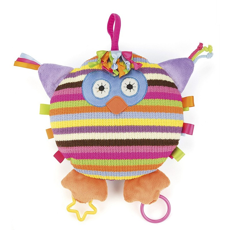 Hootsie Owl Activity Toy