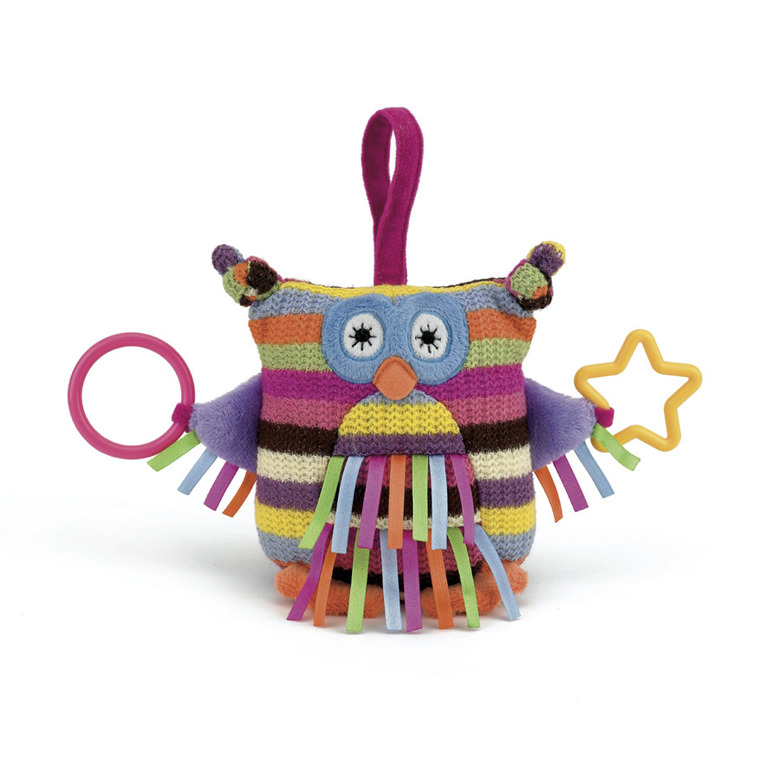 Hoot Owl Activity Toy