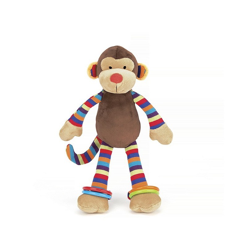 Jazzie Monkey Activity Toy