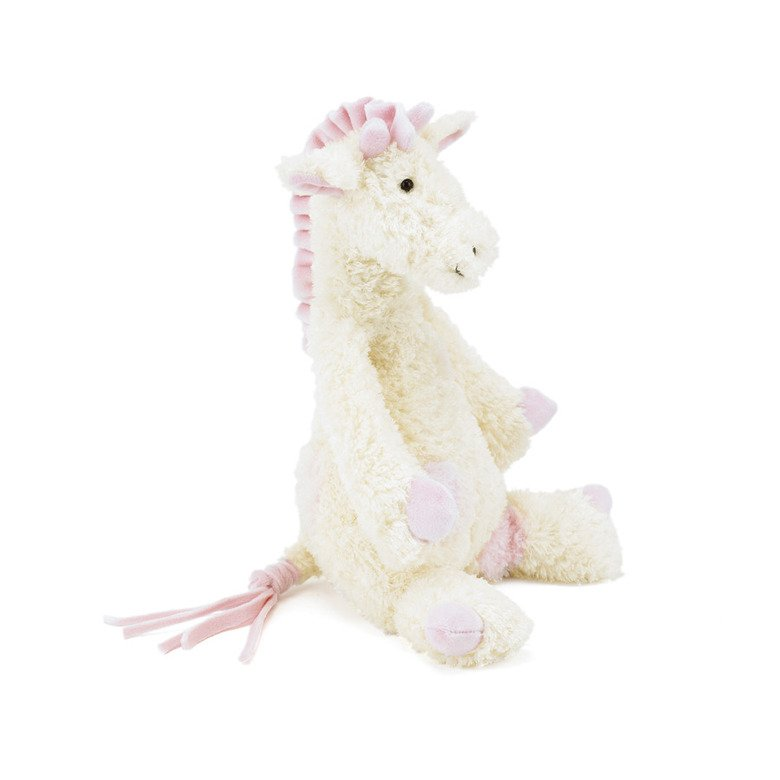 Jungly Pink Giraffe Soft Toy