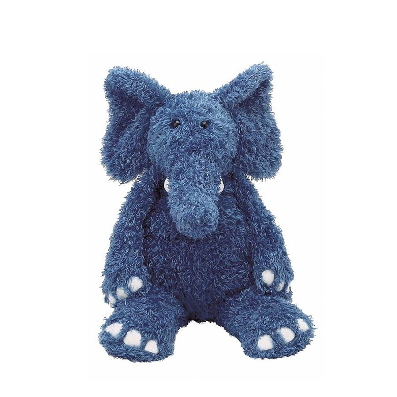 Junglie Elephant Soft Toy