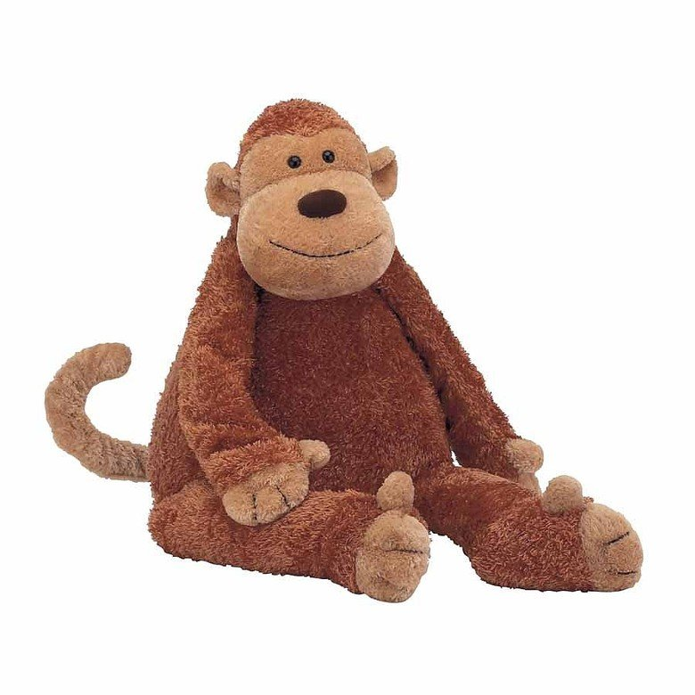 Junglie Monkey Soft Toy