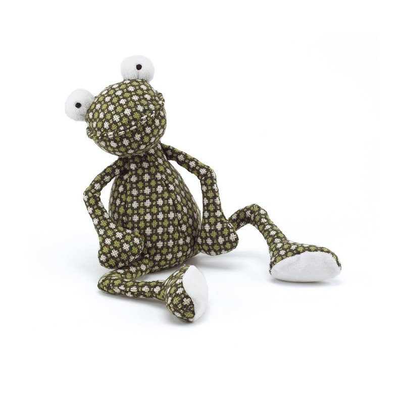 Kooky Frog Soft Toy