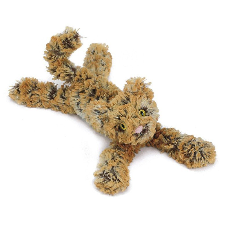 Kooky Cat Ginger Soft Toy