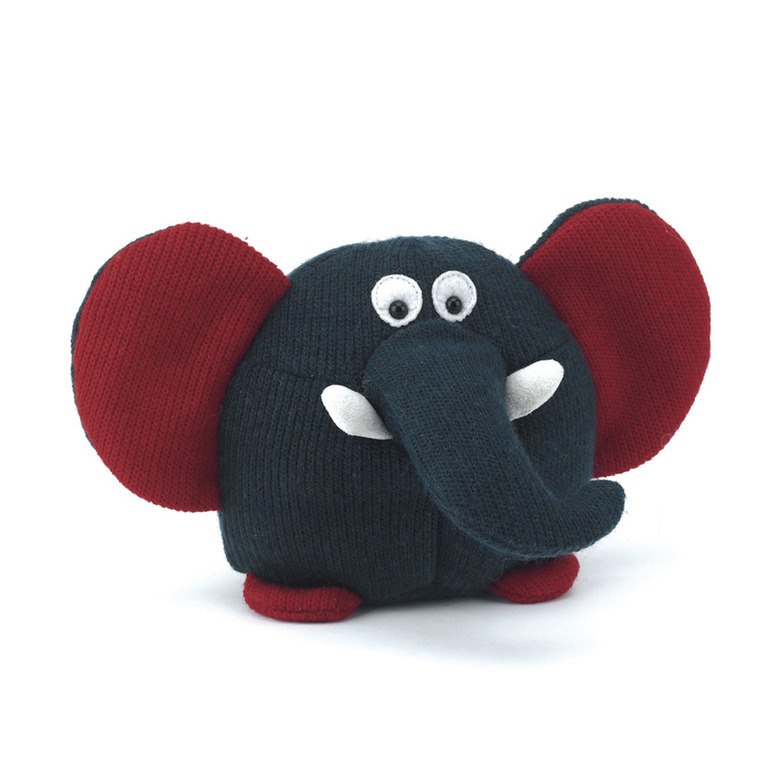 Knitnot Elephant Soft Toy