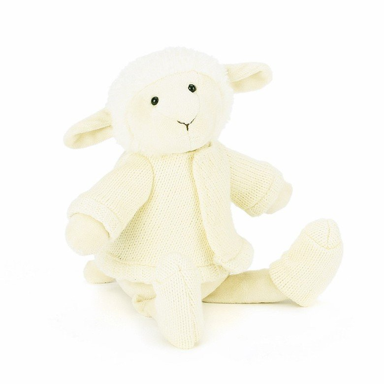 Knitnat Lamb Soft Toy