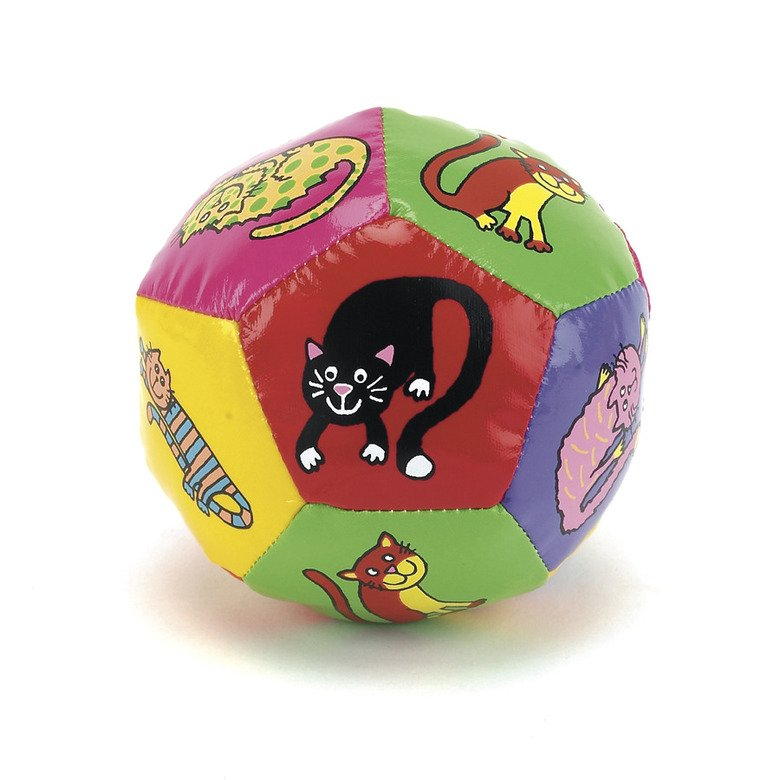 Kitty Tails Miaow Ball Boing Ball