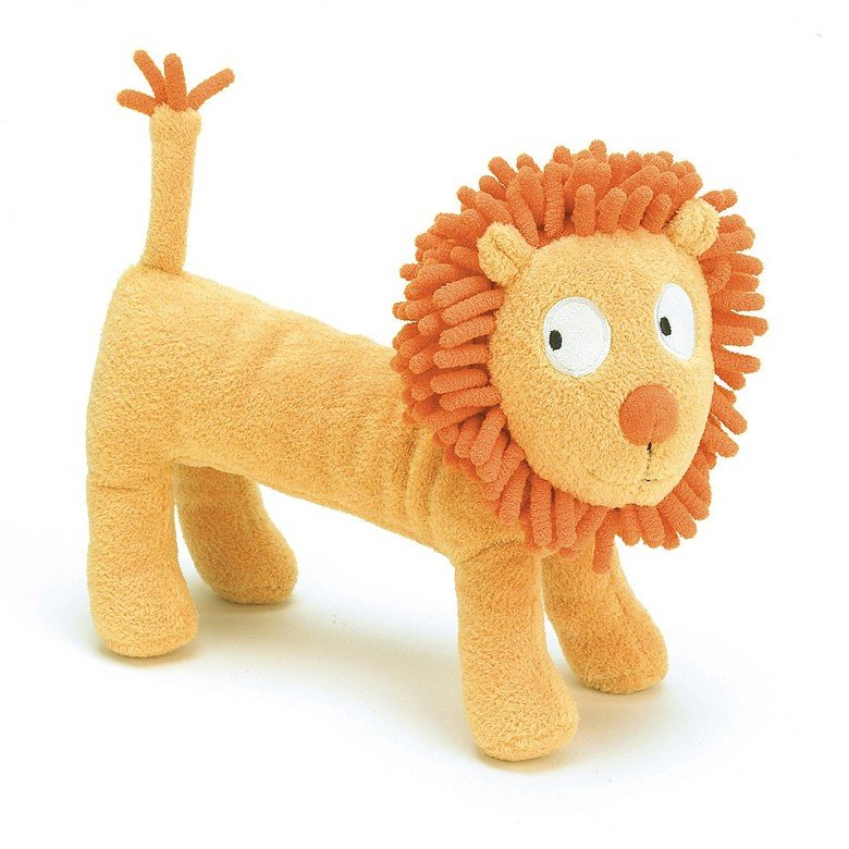 Lonely Lion Soft Toy