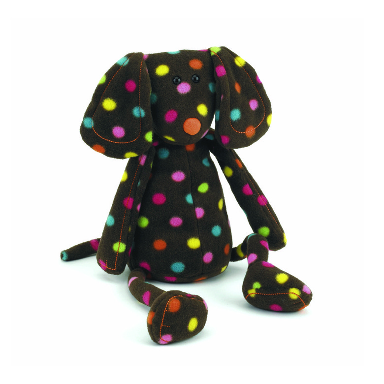 Les Animals Le Dog Soft Toy
