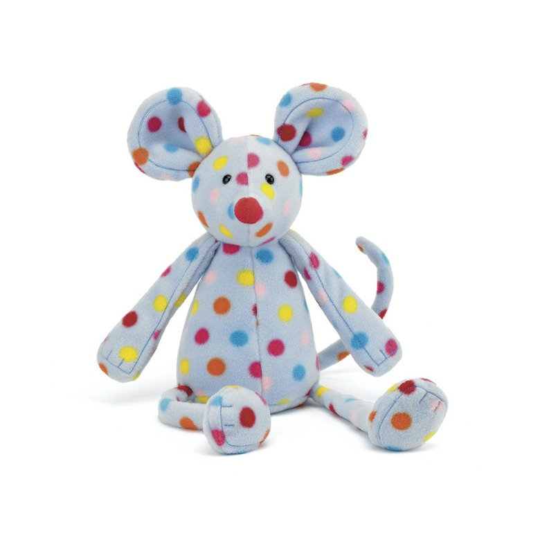 Les Animals Le Mouse Soft Toy