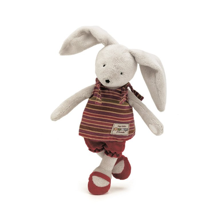Little Friend Bunny Soft Toy