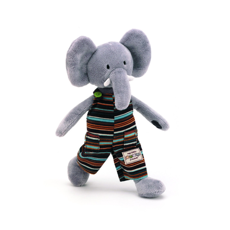 Little Friend Elephant Soft Toy