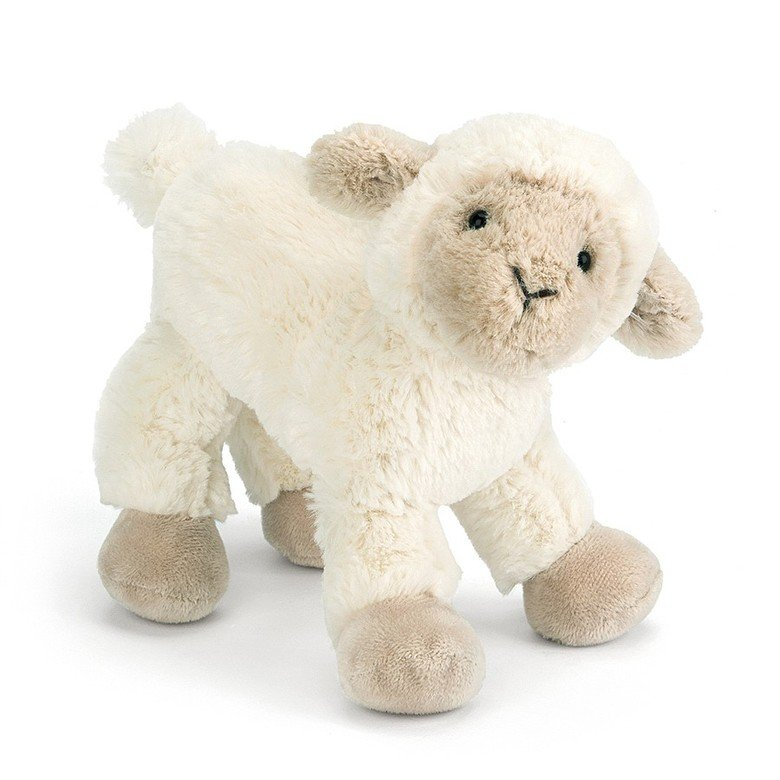 Lovely Lamb Soft Toy
