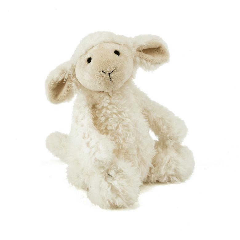 Lily Lamb Soft Toy