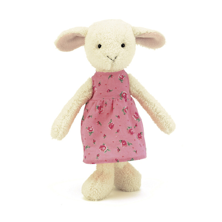 Lucy Lamb Soft Toy