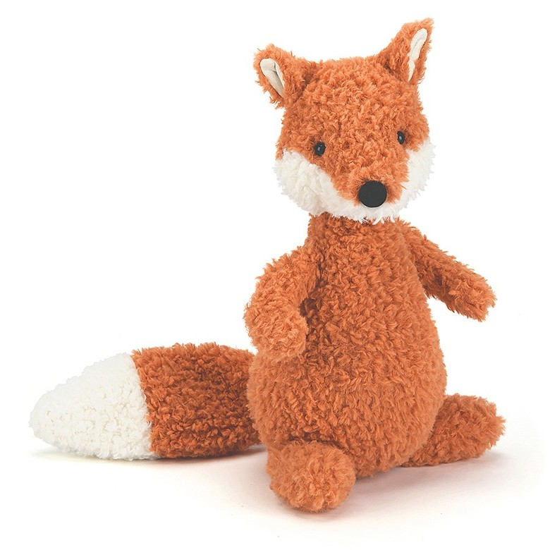 Lupin Fox Soft Toy