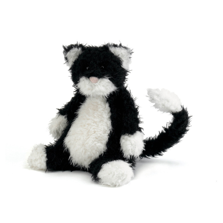Mumbles Black Cat Soft Toy
