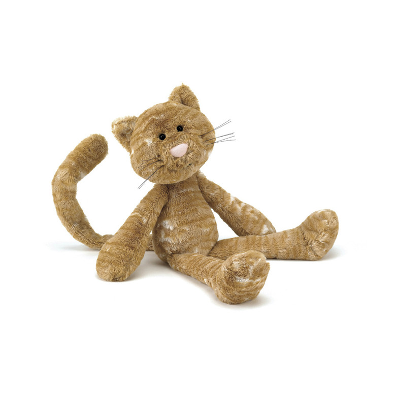 Merryday Ginger Cat Soft Toy