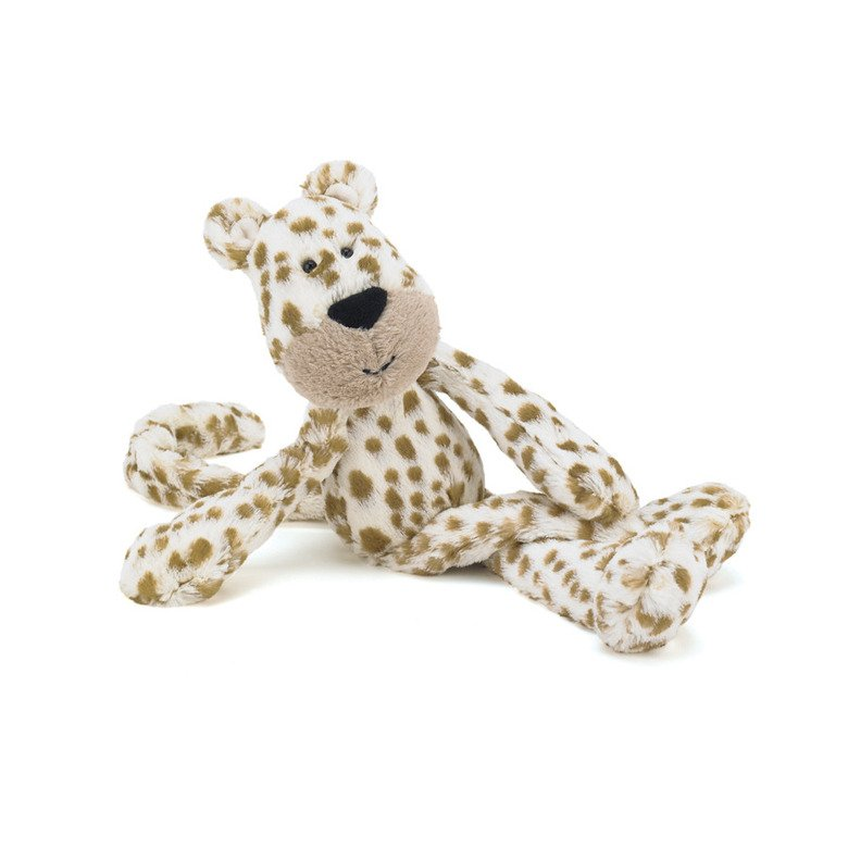 Merryday Snow Leopard Soft Toy