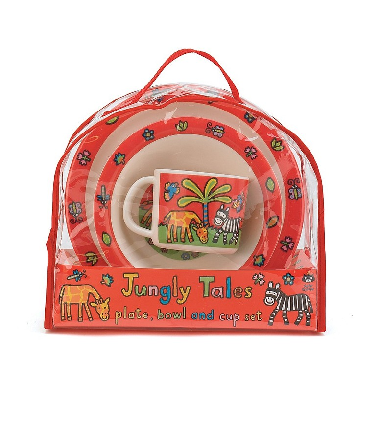 Jungly Tales Melamine Set