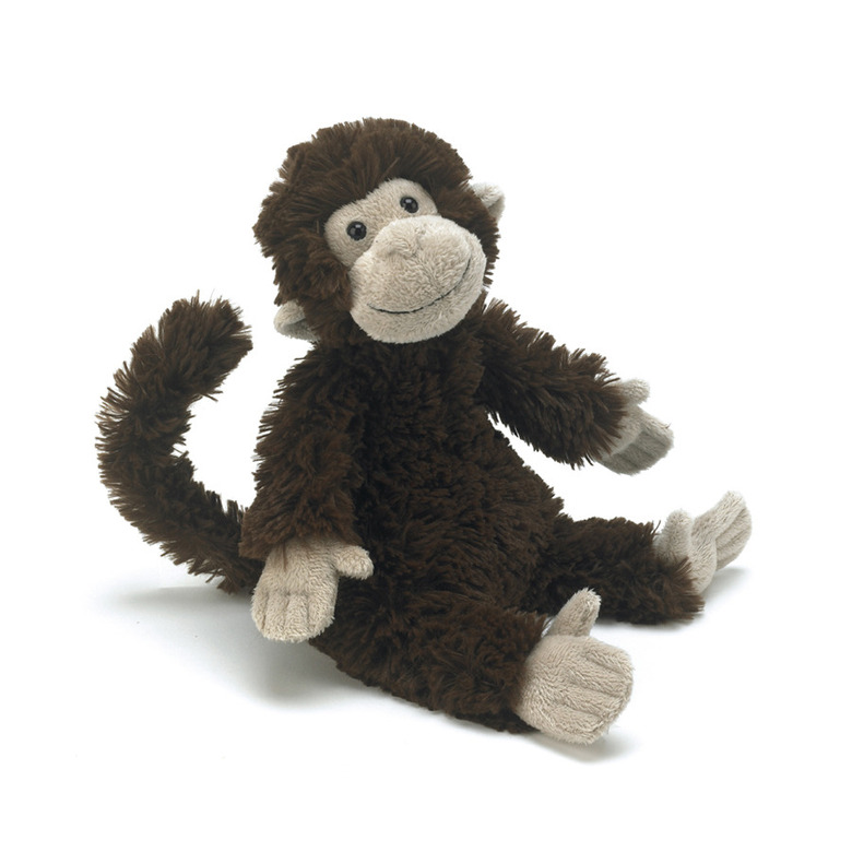 Momo Monkey Soft Toy