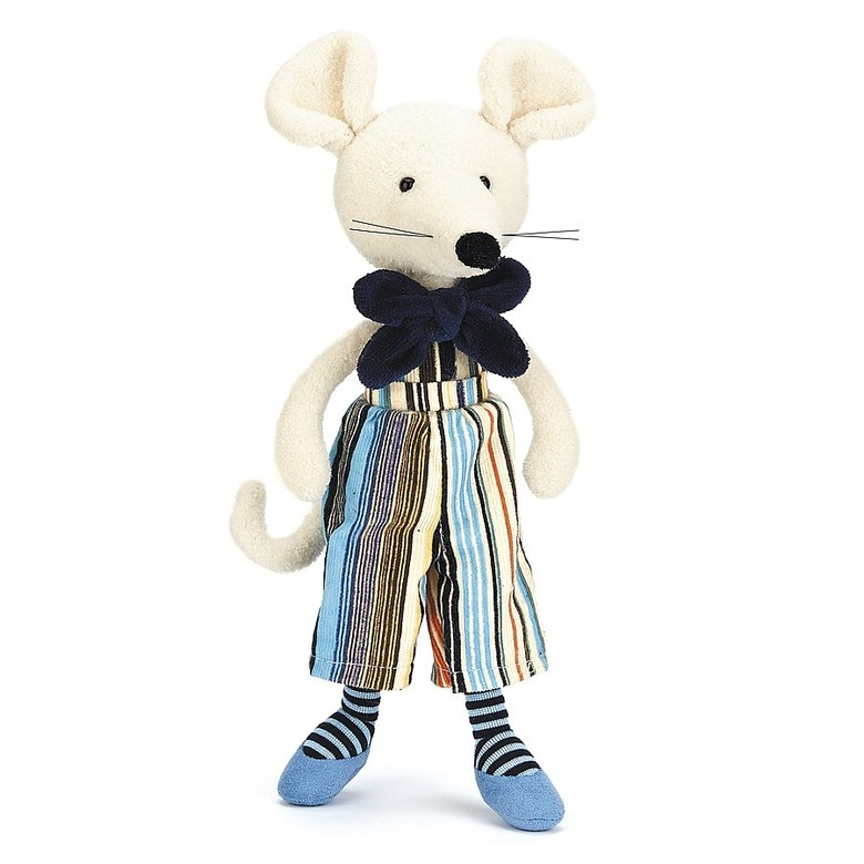 Mr Monty Mouse Soft Toy