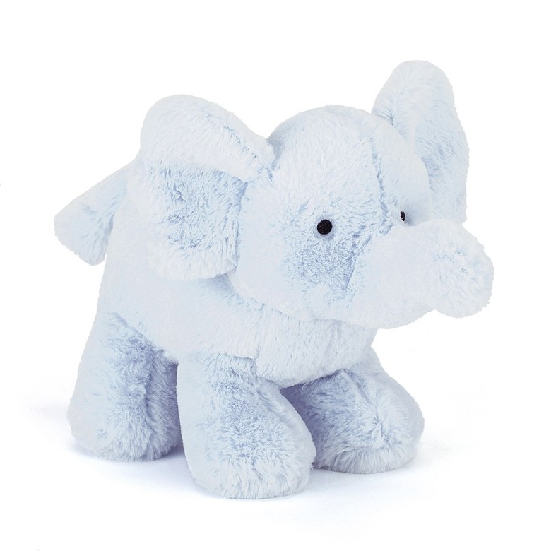 Nelly Elly Blue Soft Toy