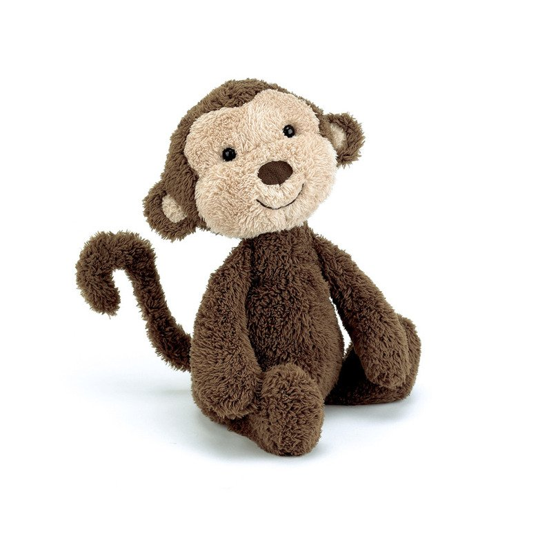 Nugget Monkey Soft Toy