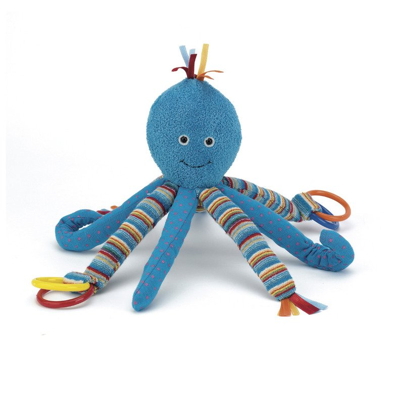 Oliver Octopus Activity Toy