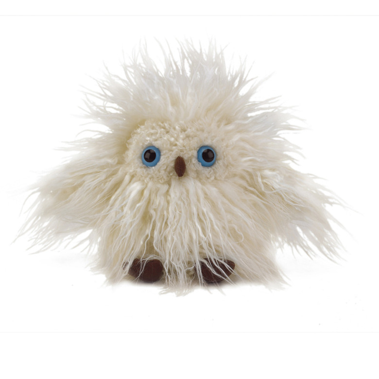 Olive Owl Soft Toy
