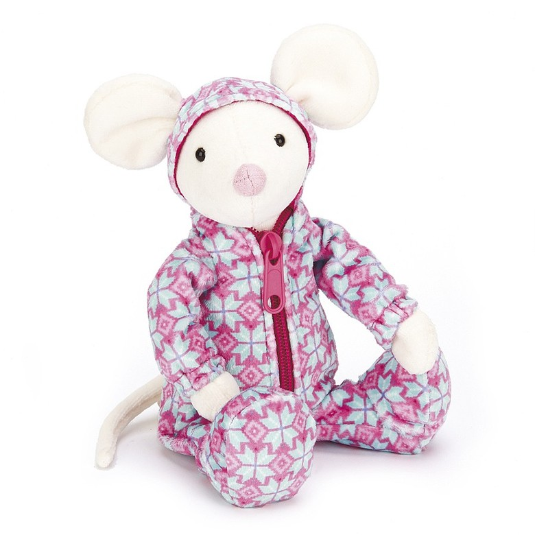 Onesie Mouse Soft Toy