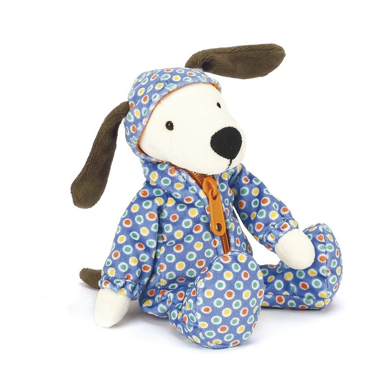 Onesie Puppy Soft Toy