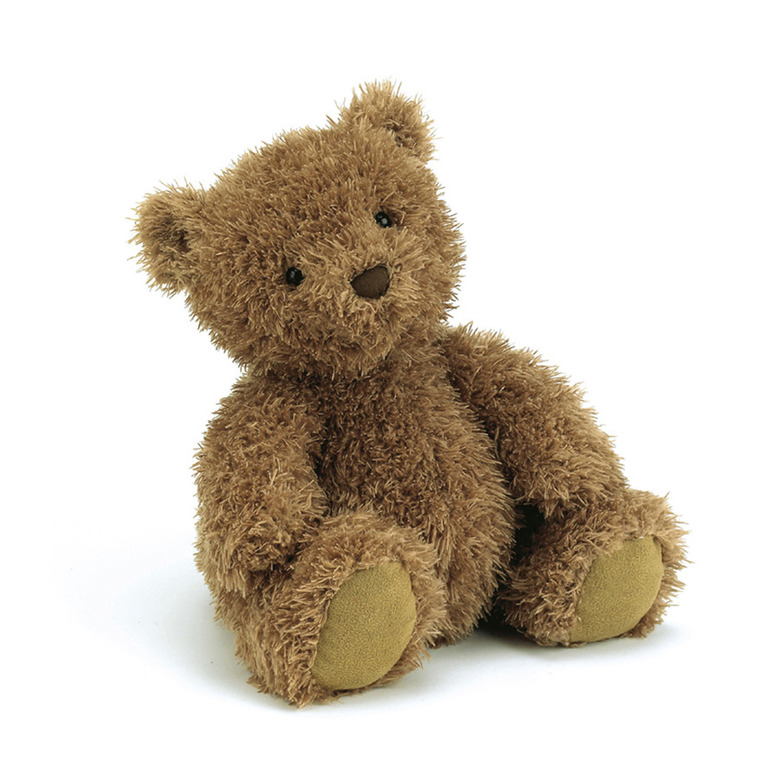 Pudge Bear Soft Toy