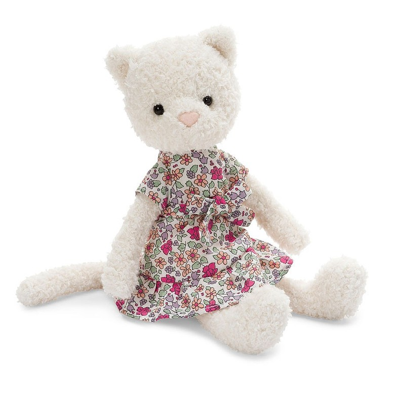 Petal Pals Clover Kitten Soft Toy