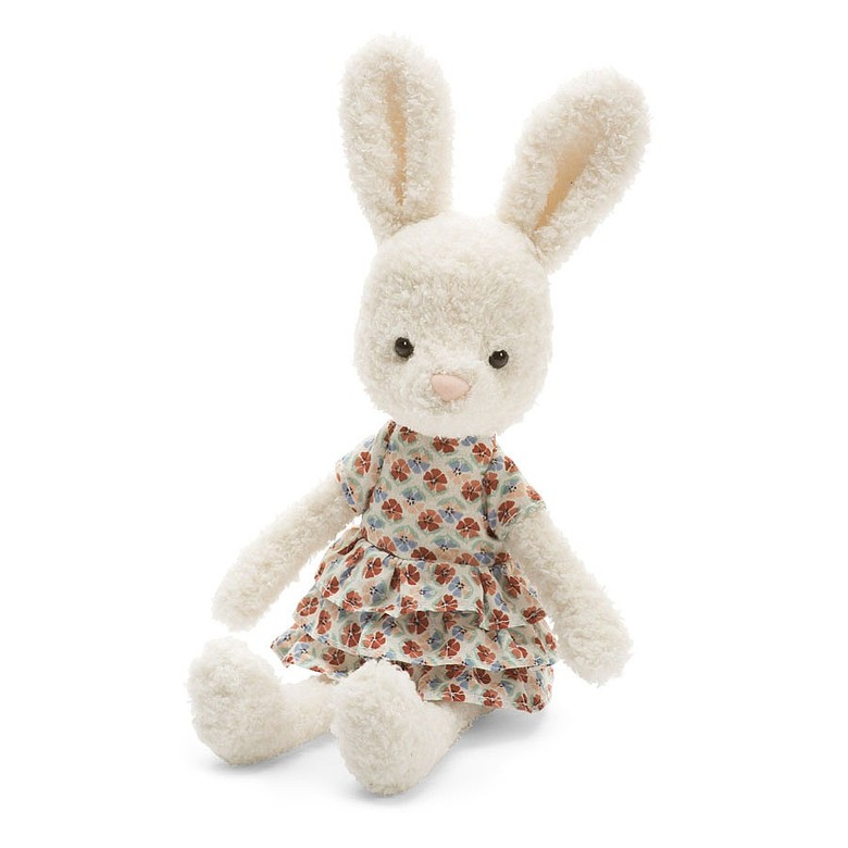 Petal Pals Rosie Rabbit Soft Toy