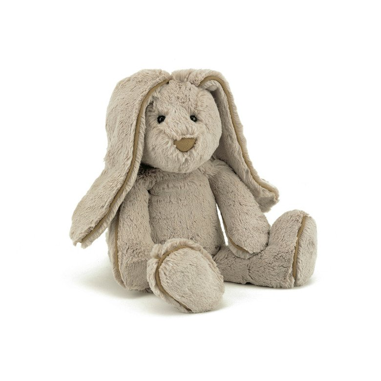 Piper Beige Bunny Soft Toy