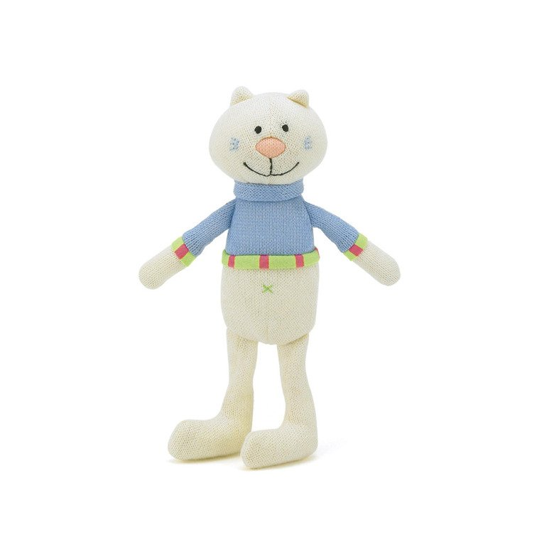 Poppet Kitten Soft Toy