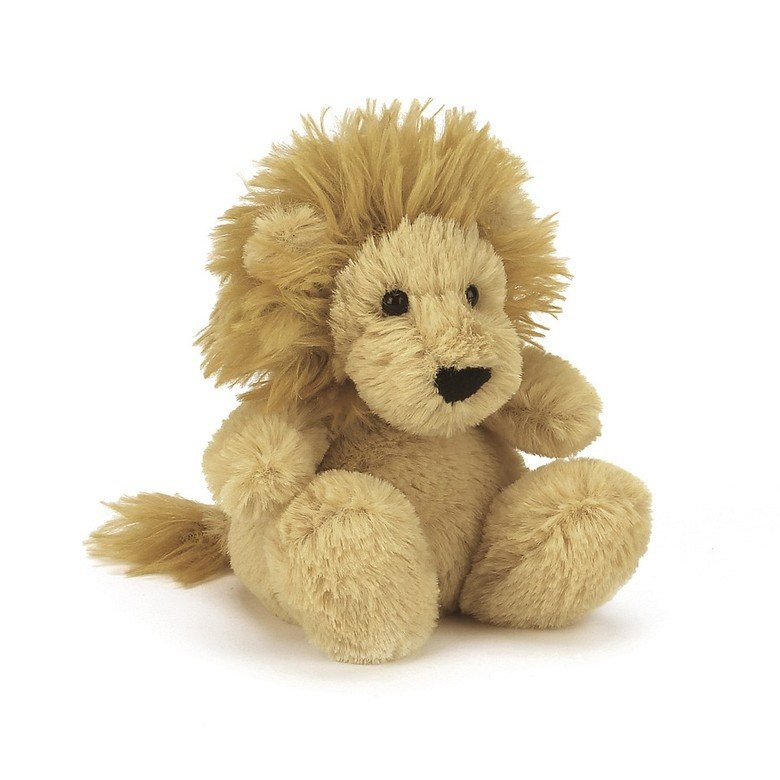 Poppet Lion Soft Toy