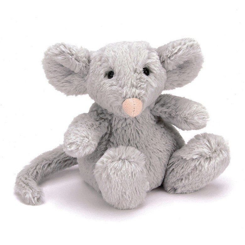 Poppet Mouse Soft Toy