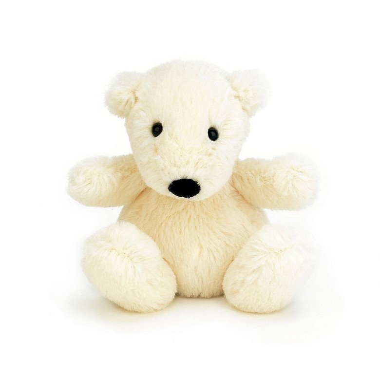 Poppet Polar Bear Soft Toy