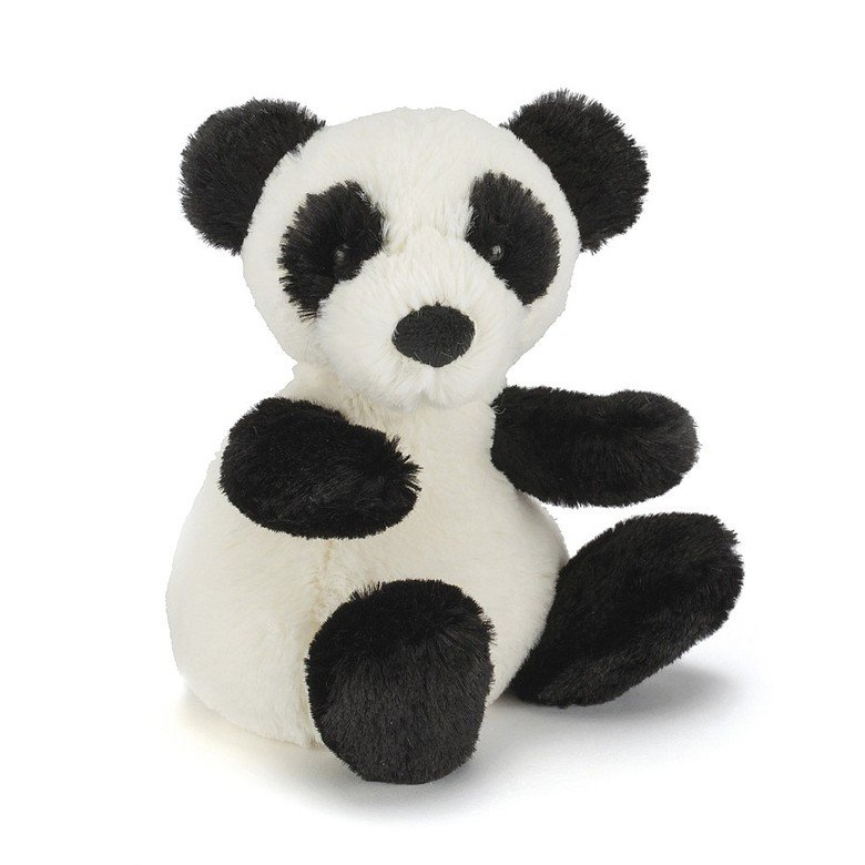 Poppet Panda Soft Toy