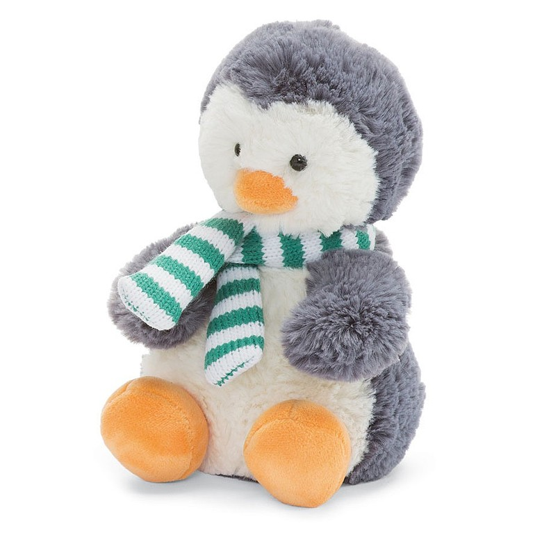 Poppet Penguin Soft Toy