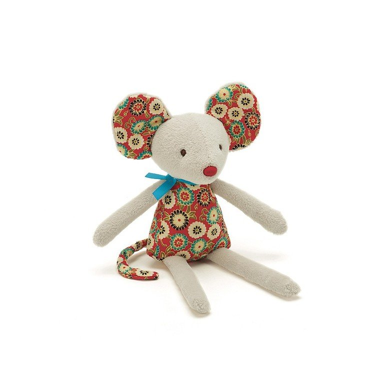 Posie Mouse Rattle