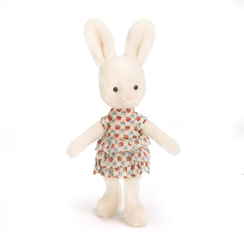 Posy Rosie Rabbit Soft Toy