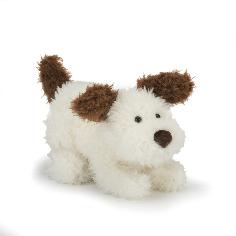 Playful Pup Buster Soft Toy