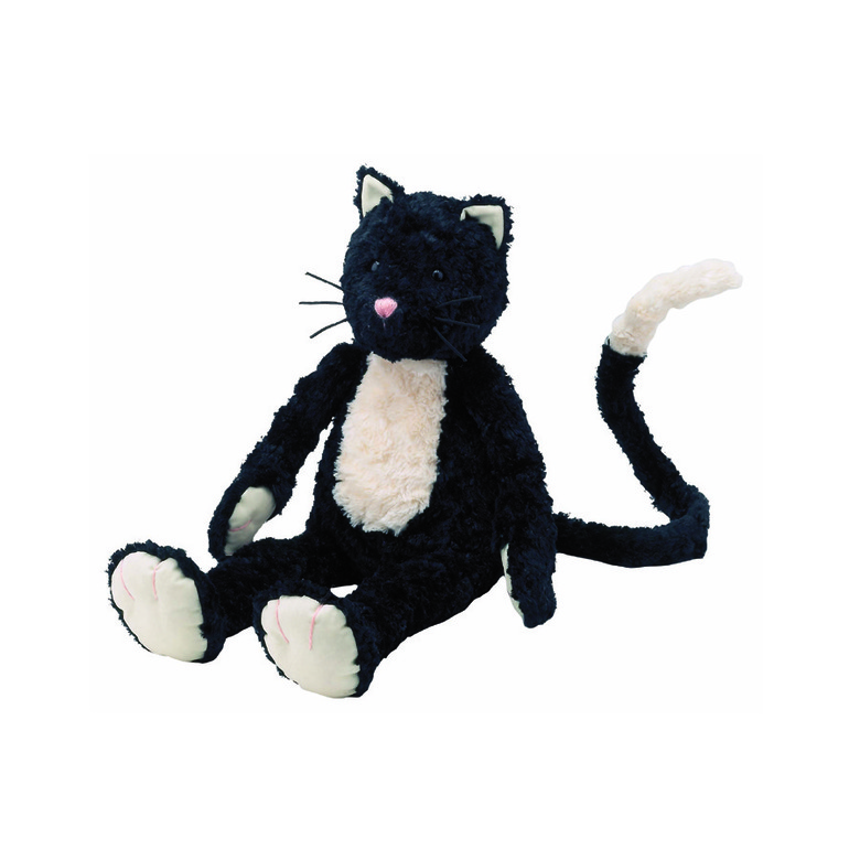 Pickles Black Cat Soft Toy