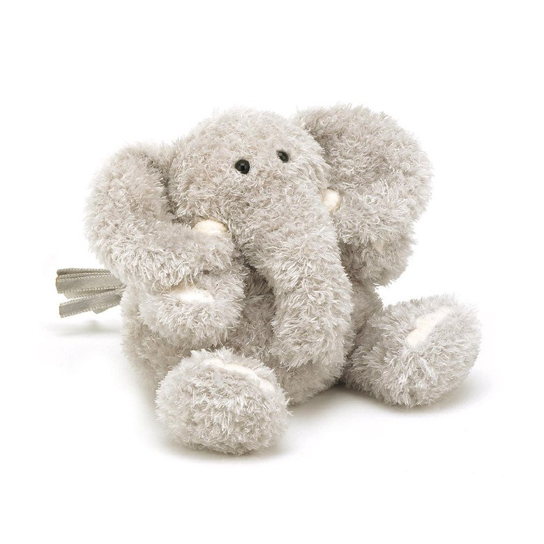 Pudding Elephant Soft Toy