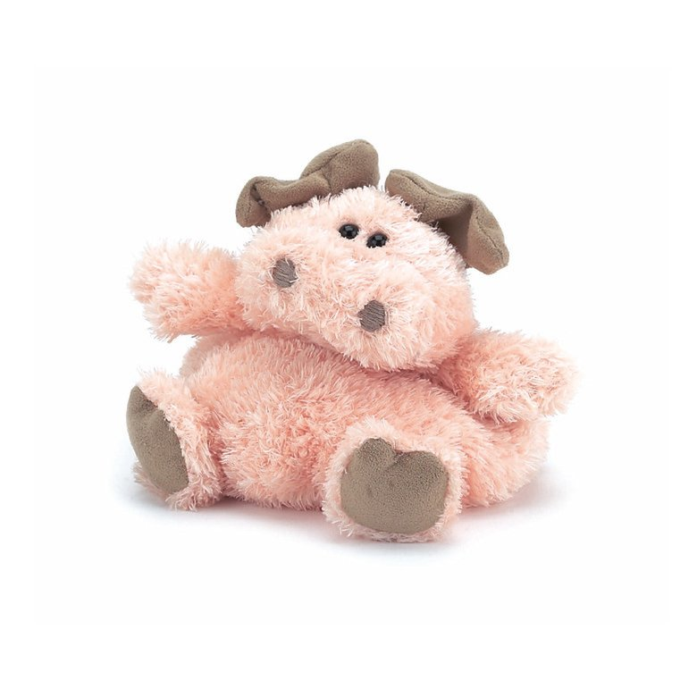 Pudding Pig Soft Toy