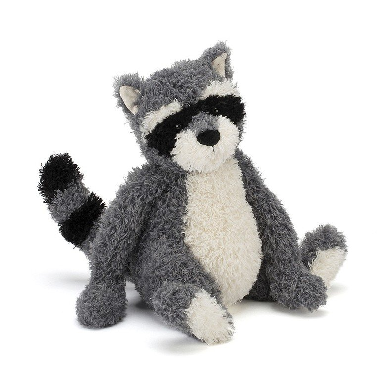 Rafferty Raccoon Soft Toy